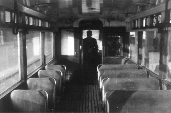 104 interior lower saloon 6-10-1951