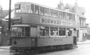 104 route 62 to Strand @ Forest Hill, post-war