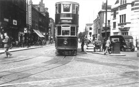 119 route 58 to Camberwell Grn, 8-7-1950