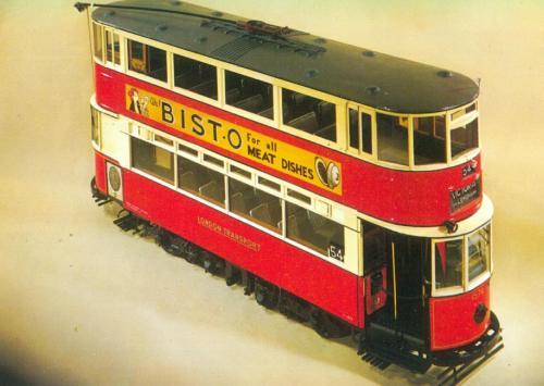 1574 LT E1r model tram