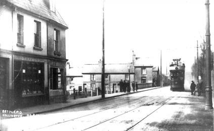 17 in Battle Rd, Hollington, c1905