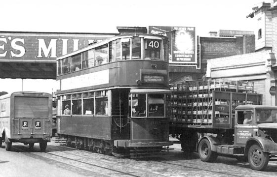1926 serv 40 to Kennington in Peckham