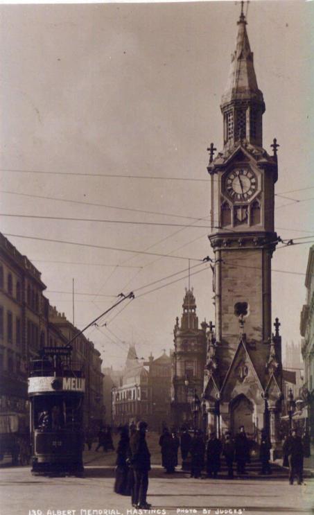23 on Silverhill serv @ Albert Memorial pc 25-4-1909