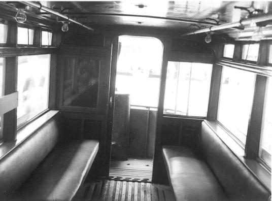 290 lower saloon interior 23-9-1956