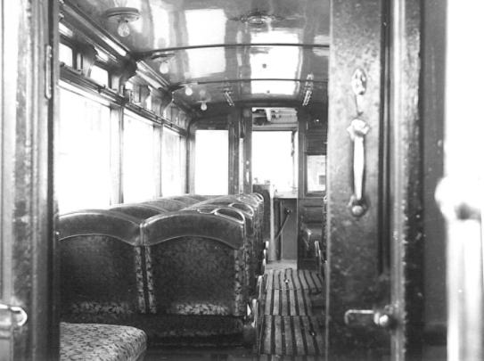 295 lower saloon interior 5-7-1952