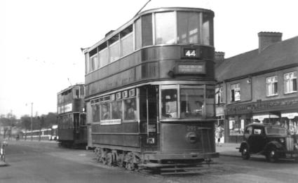 295 route 44 to Beresford Sq 19-4-1952