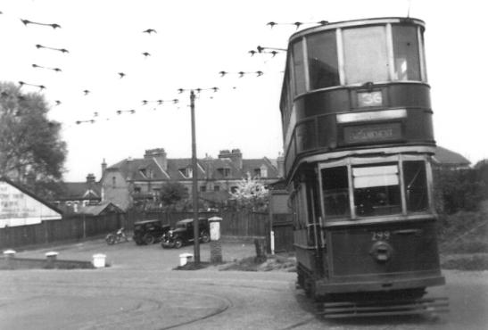 299 route 36 to Embankment 19-4-1952