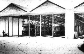 3 & 28 Bulverhythe Depot 1905