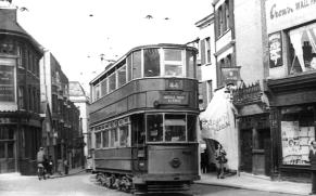 312 route 44 to Middle Park Ave in Thomas St, post-war