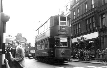 332 route 46 @ Beresford Sq 14-6-1952