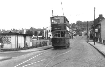 84 route 36 to Abbey Wood 28-6-1952