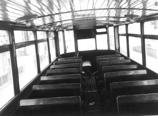 87 interior upper saloon 5-7-1952