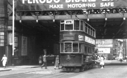 91 route 46 to Southwark 30-6-1952