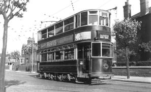 92 to Abbey Wood via Old Kent Lne, post-war
