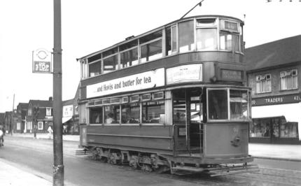 96 route 46 to Beresford Sq, post-war