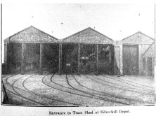 Silverhill Dep car shed 4-2-1909
