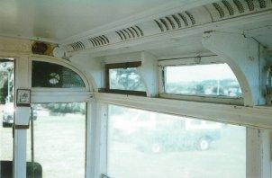 Tramcar body restored top light