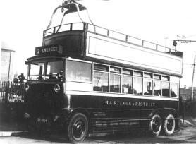 Trolley DY4954 serv 2