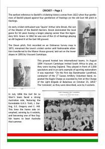 Cricket – Page 1