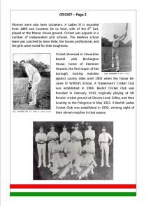 Cricket – Page 2
