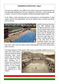 SWIMMING & WATER POLO — Page 2