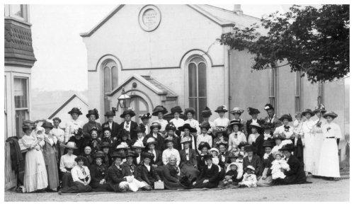 Wesleyan Methodist Chapel, Belle Hill,