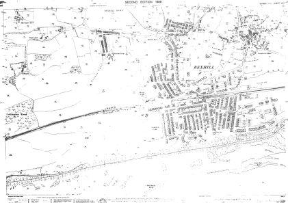 1899 OS map