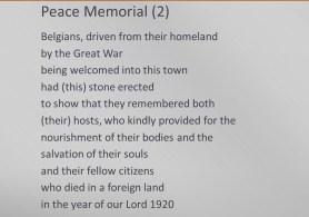 Peace Memorial - 2