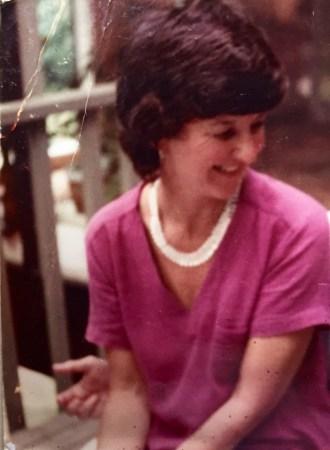 Sandra Montgomery (photo courtesy of her family)