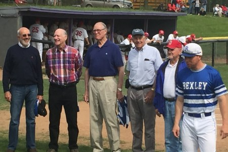 BHS Baseball 1956 Reunion 2