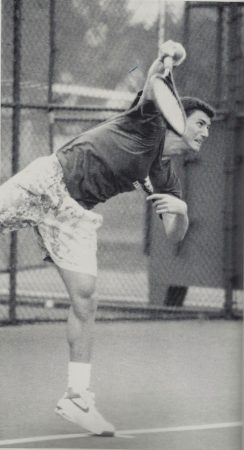 Andrew Stern tennis pic