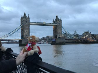 Ozzy by Tower Bridge