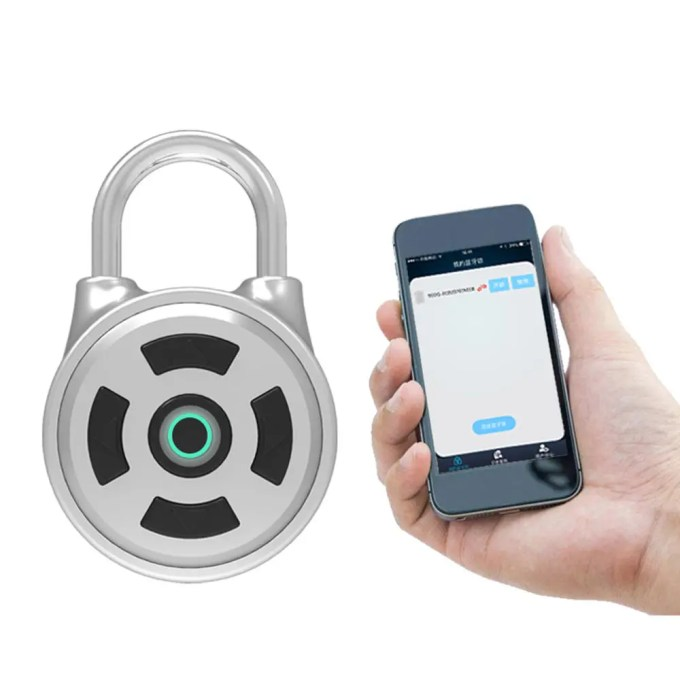 BOZZYS APP Intelligent Password Lock