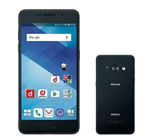 Galaxy Feel SC-04J Exynos7870 1.6MHz 8コア