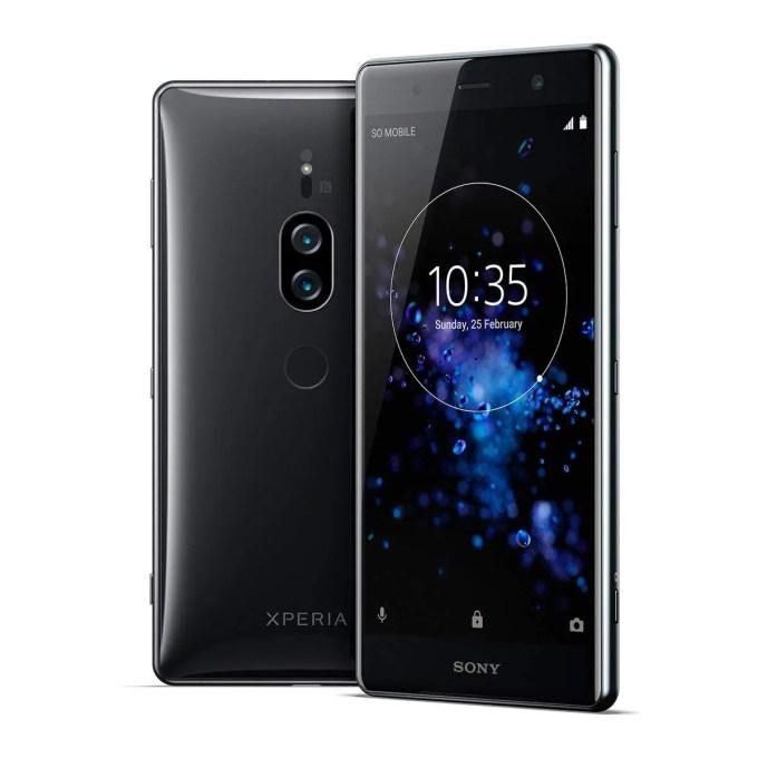 Xperia XZ2 Premium  Snapdragon 845 SDM845 2.8GHz 8コア