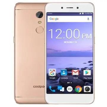 banggood Coolpad E2 Snapdragon 210 MSM8909 1.1GHz 4コア GOLD(ゴールド)