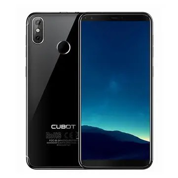 Cubot R11 MTK6580 1.3GHz 4コア