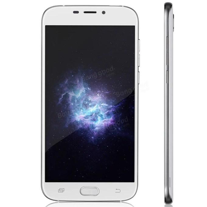 banggood DOOGEE X9 Pro MTK6737 1.3GHz 4コア WHITE(ホワイト)