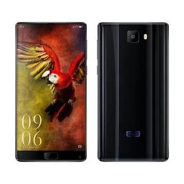 banggood Elephone S8 MTK6797 Helio X25 2.5GHz 10コア BLACK(ブラック)