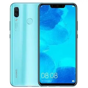 banggood HUAWEI Nova 3 Kirin 970 2.4GHz 8コア BLUE(ブルー)