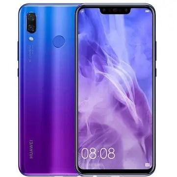 HUAWEI Nova 3 Kirin 970 2.4GHz 8コア
