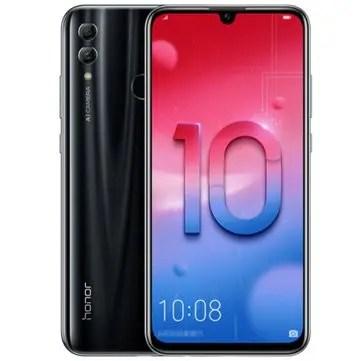 banggood Huawei Honor 10 Lite Kirin 710 2.2GHz 8コア BLACK(ブラック)