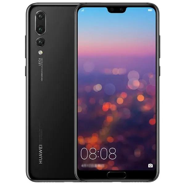 banggood Huawei P20 Pro Kirin 970 2.4GHz 8コア BLACK(ブラック)