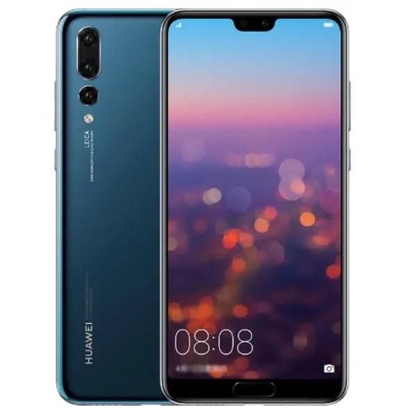 Huawei P20 Pro Kirin 970 2.4GHz 8コア