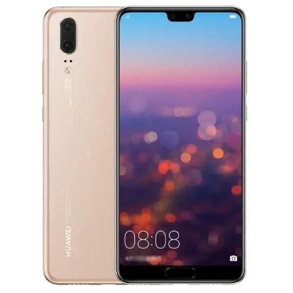 banggood Huawei P20 (EML-AL00) Kirin 970 2.4GHz 8コア GOLD(ゴールド)