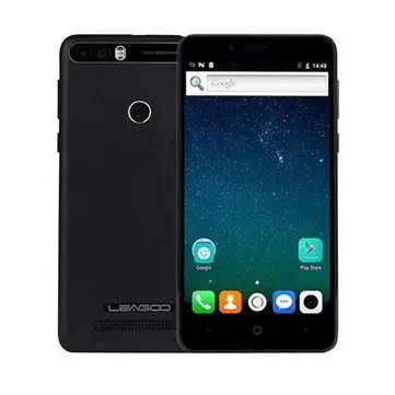banggood LEAGOO KIICAA POWER 3G MTK6580A 1.3GHz 4コア BLACK(ブラック)