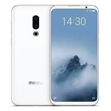 banggood Meizu 16 Snapdragon 845 SDM845 2.8GHz 8コア WHITE(ホワイト)