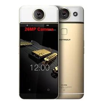 PROTRULY D7 MTK6797 Helio X20 2.3GHz 10コア