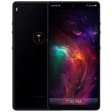 banggood Smartisan Nut R1 Snapdragon 845 SDM845 2.8GHz 8コア BLACK(ブラック)