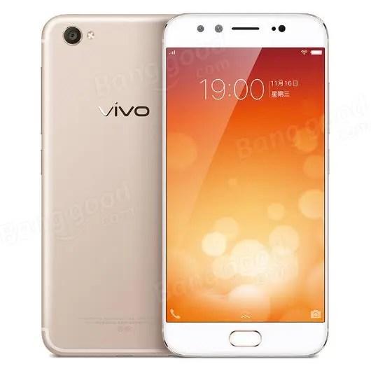 banggood Vivo X9 Snapdragon 625 MSM8953 2.0GHz 8コア GOLD(ゴールド)